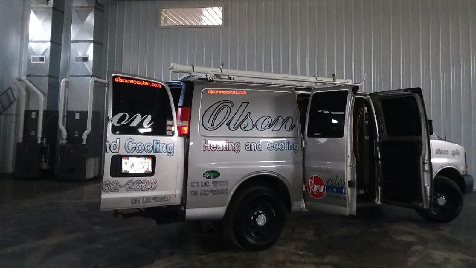 Olson Heating And Cooling Wooster Ohio Air Conditioning